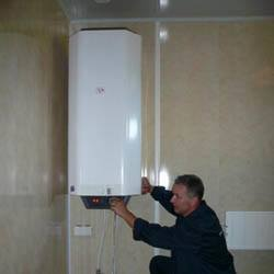 Установка водонагревателя в Кургане. Монтаж и замена бойлера г.Курган.