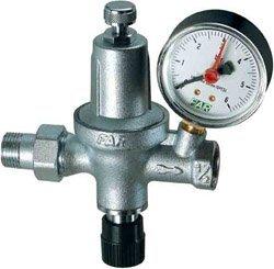 Установка редуктора давления воды в Кургане, подключение регулятора давления воды в г.Курган